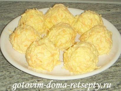 сырные шарики рецепт с фото пошагово 10