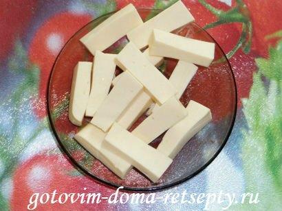 котлеты с сыром внутри 4