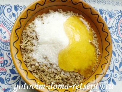 трубочки рецепт с ореховой начинкой 8