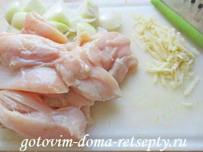 куриные тефтели с сыром и макаронами в томатном соусе 3
