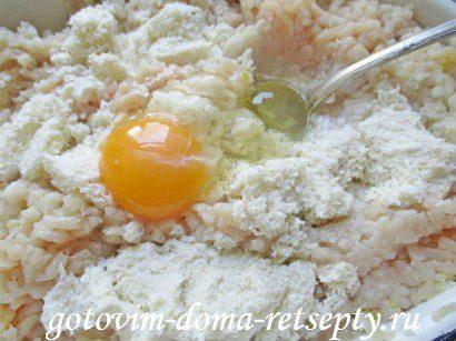 куриные тефтели с сыром и макаронами в томатном соусе 6
