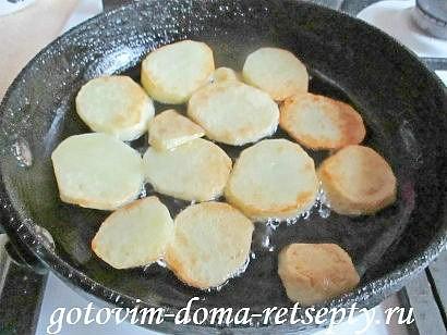 омлет с колбасой по рецептам испанской кухни