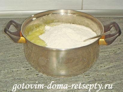блины из кабачков - рецепты 8
