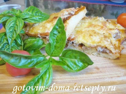 пицца мясная с грибами и помидорами 28