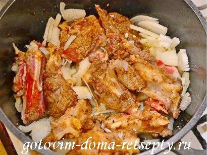 шурпа из баранины рецепт по-узбекски 4