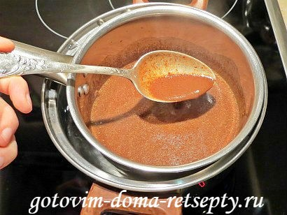 Горячий шоколад из какао порошка в домашних условиях