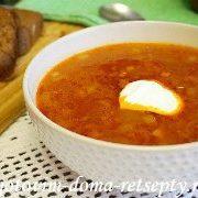 суп харчо рецепт 14