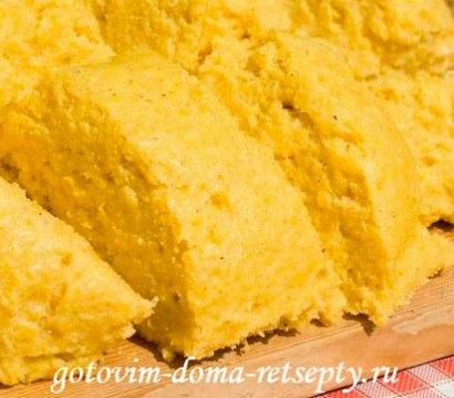 кукурузная мамалыга рецепты 3