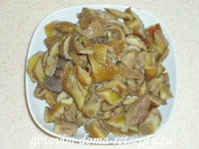 жаркое из свинины с грибами 2