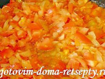 томатный суп с рисом 2
