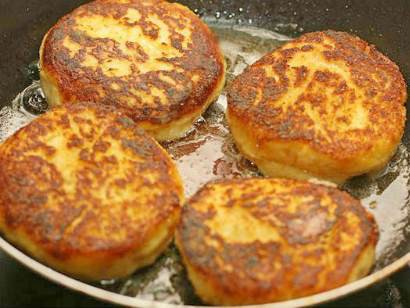 блюда из картофеля, рецепты 2