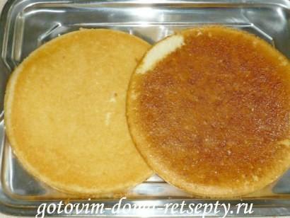 крем для бисквита из сгущенки и масла 4