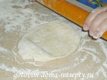 слоеное бездрожжевое тесто рецепты 3