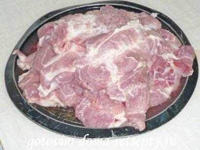 отбивные из свинины на решетке 4