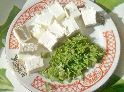 салат с болгарским перцем и брынзой 4