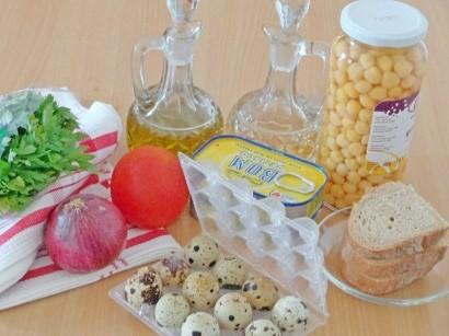 салат с тунцом и помидорами 1