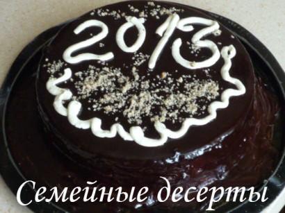конкурс десерты рецепты с фото