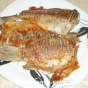 караси жареные рецепт на сковороде
