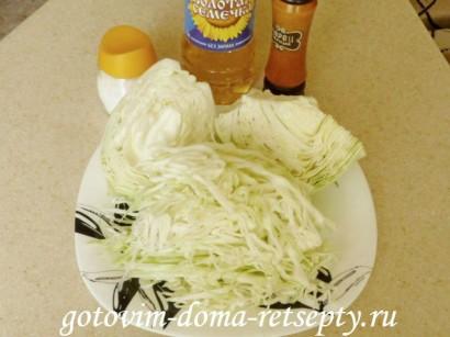 как жарить капусту 1