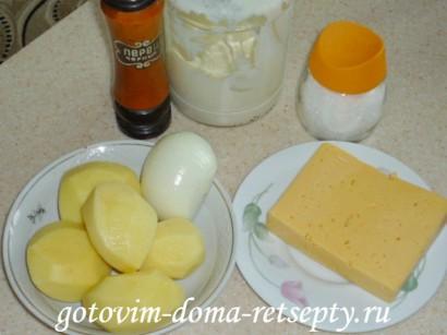 свинина запеченная в духовке с сыром 2