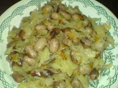 блюда из фасоли рецепты 1