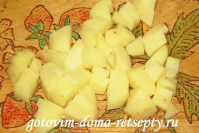 щи из свежей капусты, рецепт 14
