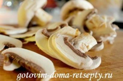 грибной суп из шампиньонов рецепт 10