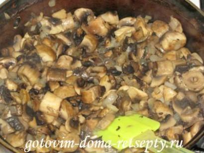 грибной суп из шампиньонов рецепт 3