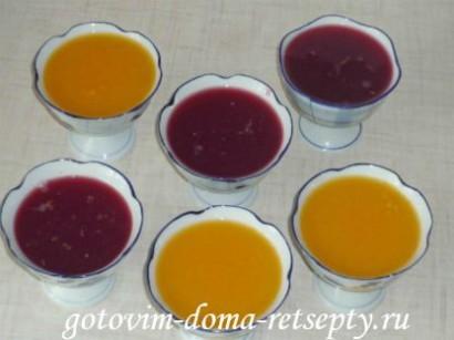 как приготовить желе из сока и желатина 12