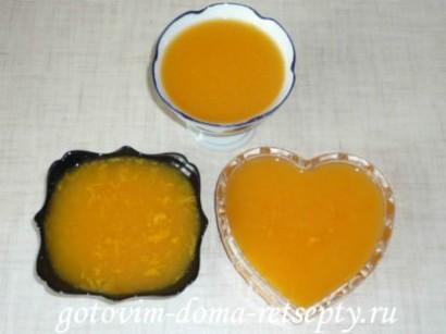 как приготовить желе из сока и желатина