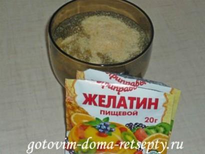как приготовить желе из сока и желатина 6