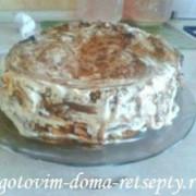 торт Медовик, рецепт в мультиварке