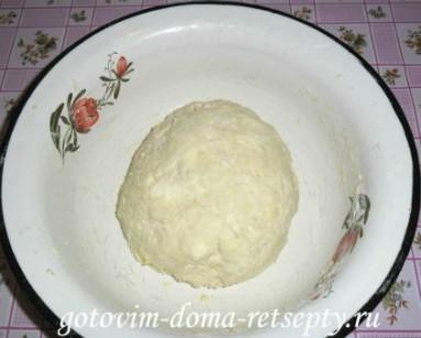слоеные пирожки с рисом и сыром 4