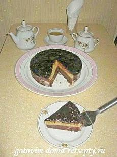 торт сметанник, рецепт