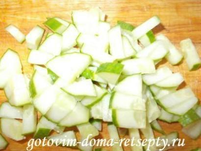 салаты из ананаса и курицы: с кукурузой, огурцом - рецепты 6