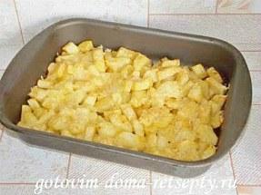 запеченный в духовке картофель с сыром 10