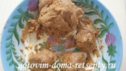 пирожное картошка, рецепт из печенья 7