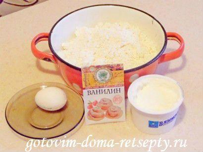 вкусные сырники из творога, рецепт 1