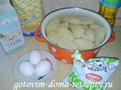 драники картофельные, рецепт 2