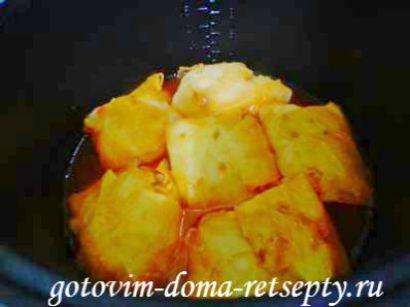 голубцы с фаршем и рисом, рецепт в мультиварке 21