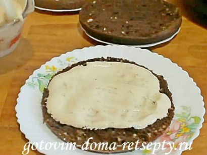 шоколадный торт в мультиварке 15