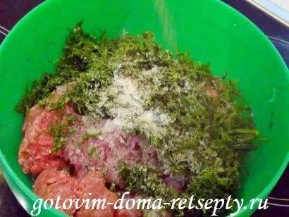 чебуреки с мясом, тесто для рецепта 4