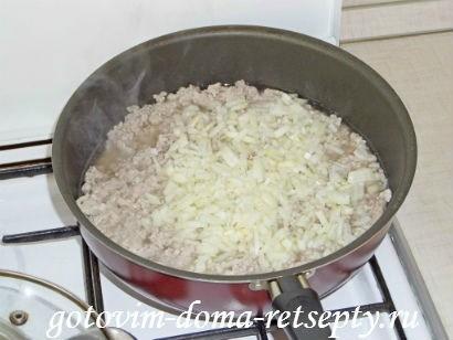 ленивые голубцы, рецепт на сковороде 4