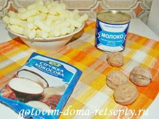 рецепт конфет рафаэлло своими руками 1