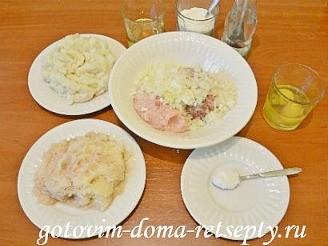 картофельные драники с фаршем 4