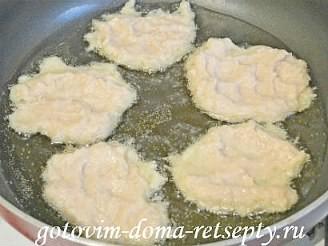 картофельные драники с фаршем 7