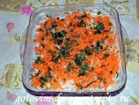 картошка по-французски в духовке, рецепт с курицей 7