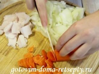 паштет из куриной печени, рецепт с фото 5