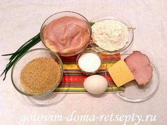 как приготовить куриный шницель 2