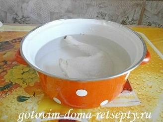 окорочка в горчичном соусе, в духовке 2
